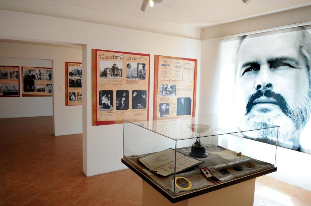 Latinovits Zoltán Művelődési Ház, Könyvtár és Múzeum