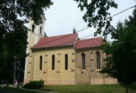 Református kápolna