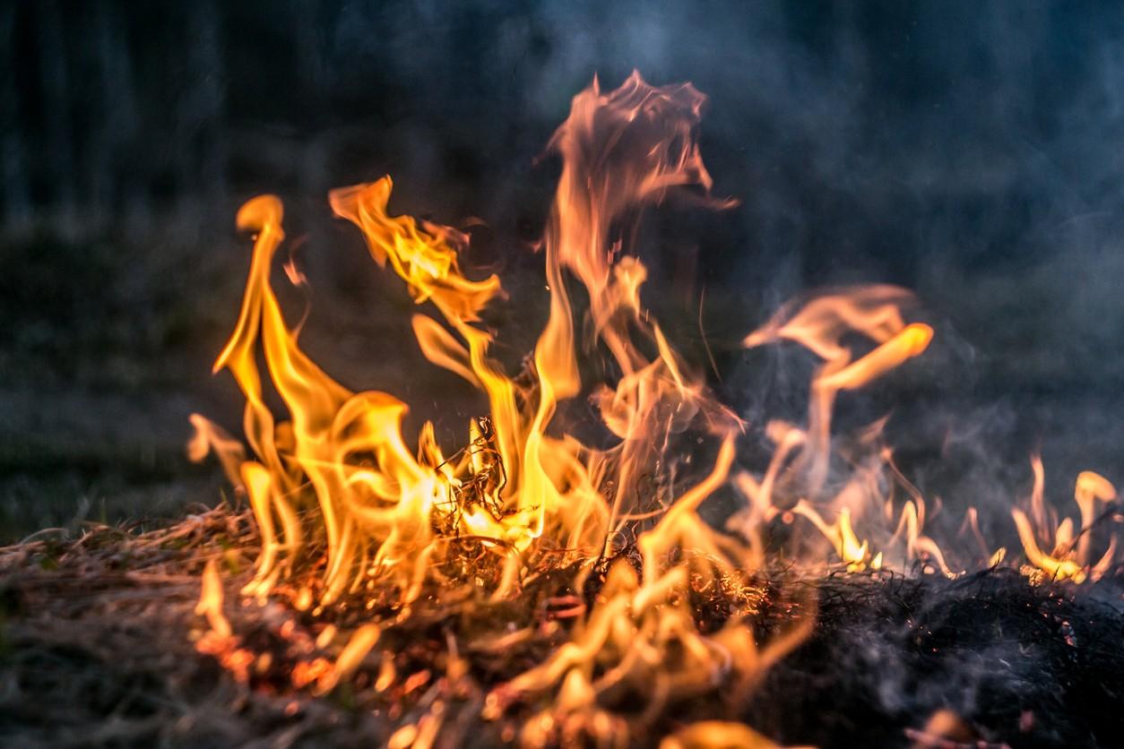 tuzek Szabadtéri tüzek megelőzése