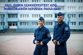 Rendőrjárőr képzés