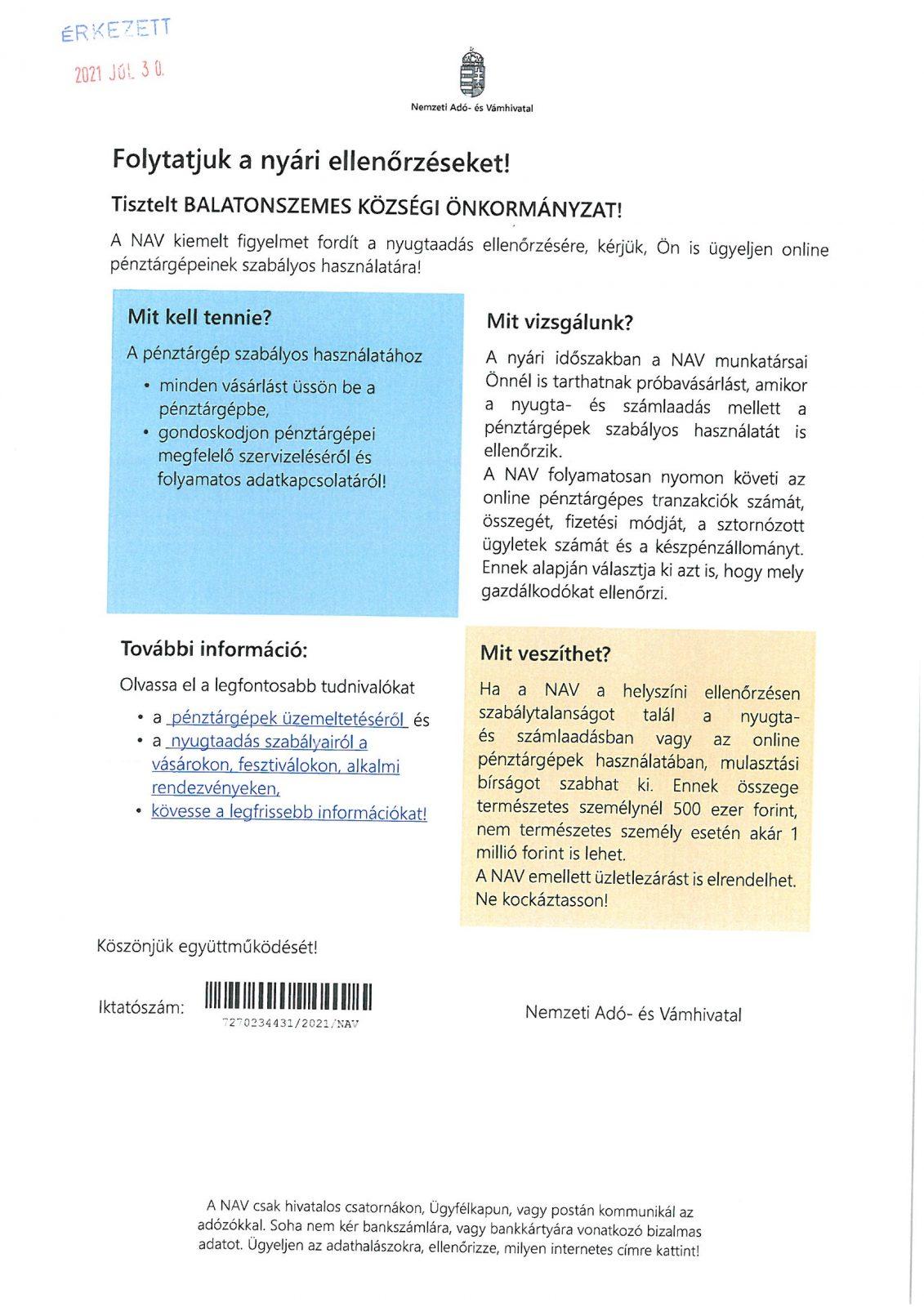 SKMBT C36021073012280 NAV ellenőrzés