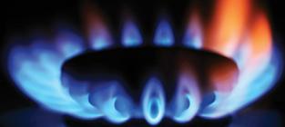 Értesítés gázszünetről