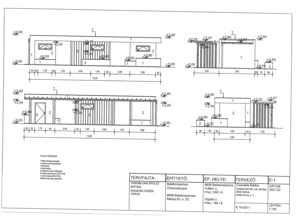 Starnd IV terv 980x693 2 Strand IV.pályázat